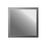 veidrodines plyteles 50x50