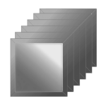 veidrodines plyteles