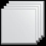 veidrodines plyteles 30x30