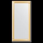Veidrodžiai su veidrodiniu rėmu 50x110