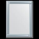 Veidrodis su veidrodiniu rėmu