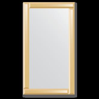 Veidrodžiai su veidrodiniu rėmu 50x90