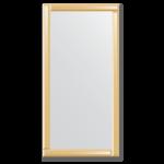 Veidrodžiai su veidrodiniu rėmu 60x120