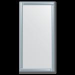 Veidrodis su veidrodiniu rėmu 60x120 cm