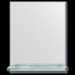 vonios veidrodis su lentynėle