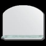 vonios veidrodis su lentynele
