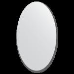 ovalus veidrodis