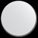 apvalus veidrodis